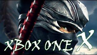 Ninja Gaiden Black 2 & 3 Razor's Edge on XBOX One X