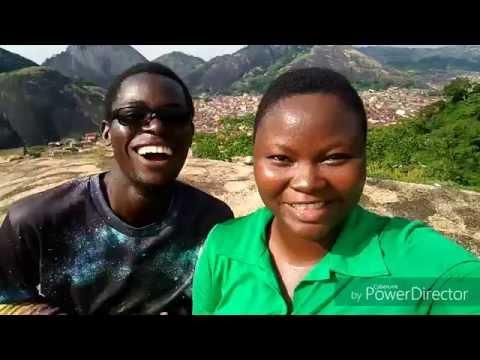 Visit to Idanre Hills, in Ondo State, Nigeria.