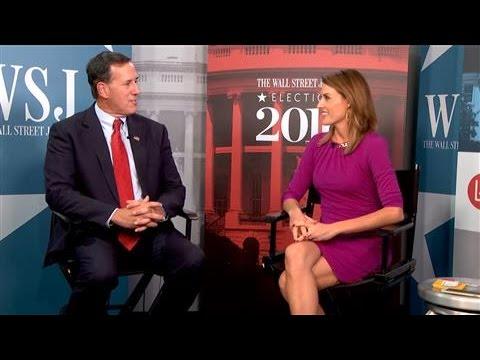 RNC 2016: Rick Santorum Calls GOP Division 'Sad'