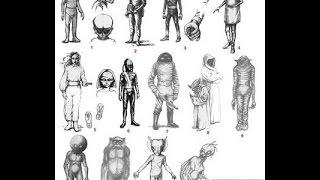 Alien Species from A-Z: