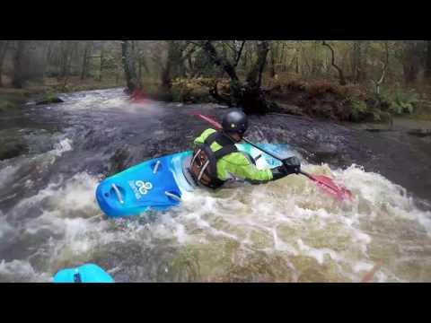 2016 Tavy and Walkham kayak trip