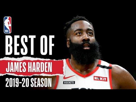 The Best Of James Harden | 2019-20 Season