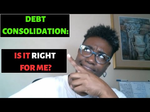 ?What is Debt Consolidation? Should I do it??