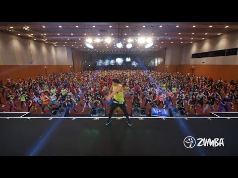 Zumba annual fitness event 2017 | Winner | Mega Mix 56 | Esta Noche Quiero | Merengue