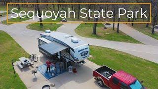 Sequoyah State Park | Okląhoma State Parks | Best RV Destinations