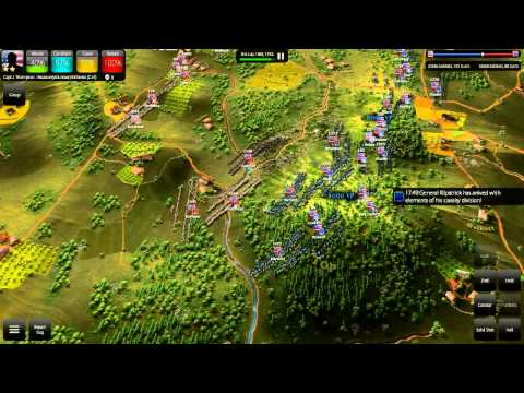Ultimate General: Gettysburg - The Round Tops - Union LP (6/6)