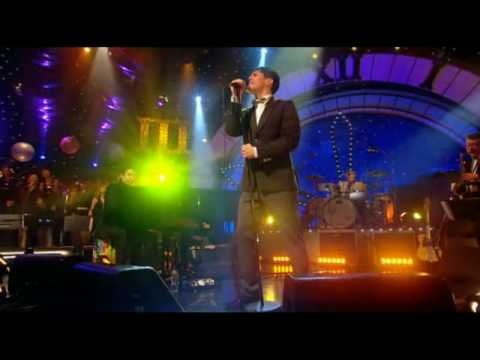 Sam Sparro - Black and Gold Live - Jools' Hootenanny - HIGH DEFINITION