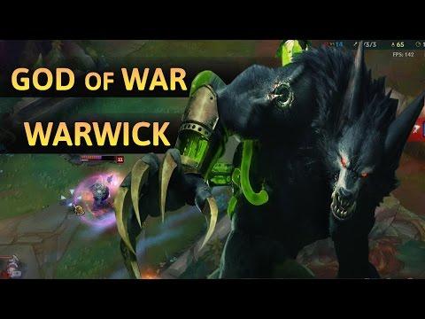 God of War Warwick
