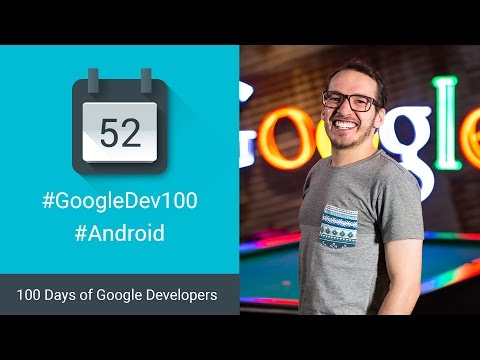 Unlocking Location Context with the Android Places API (100 Days of Google Dev)