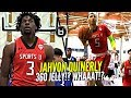360 JELLY!?!?Jahvon Quinerly Taking Jelly To NEW LEVEL! Naz Reid & Jahvon Deadly Duo at UAA LA