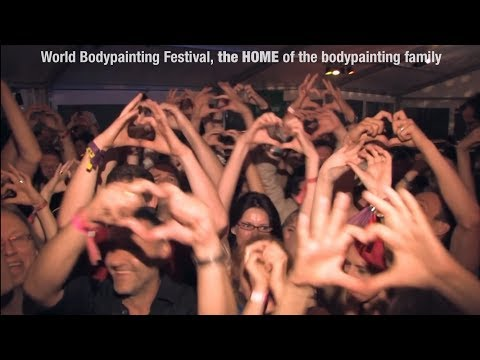 WBF - The Home of Bodypainters
