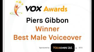 Piers Gibbon Promos Showreel Thumbnail