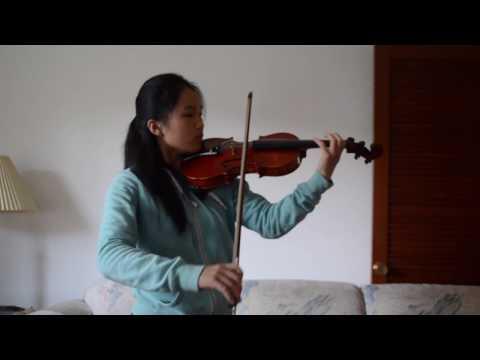 Disney's Moana - How Far I'll Go (Violin Cover)