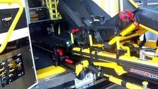 Stryker Power Load System