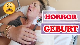 GEBURT VON ZWILLINGEN Natürliche Geburt + Not Kaiserschnitt