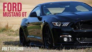CarPorn | Der Ford Mustang GT von JP Performance | AutoCenter Meschede