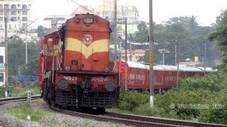 TRAIN ACCIDENT RELIEF VAN , INDIAN RAILWAYS