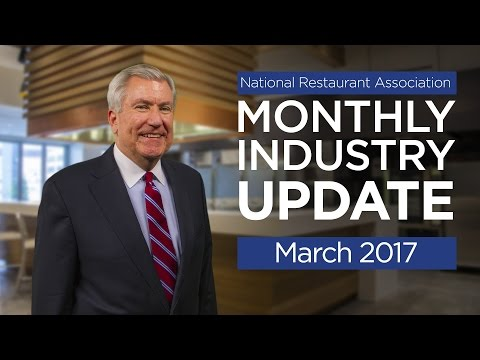 Restaurant Industry Update - March 2017