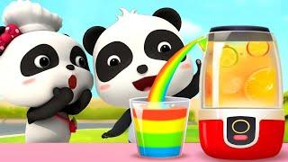 Удивительные приспособления для кухни Кики и его друзья детский мультик BabyBus