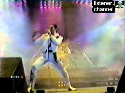 Tear It up  Queen  In Milan 1984