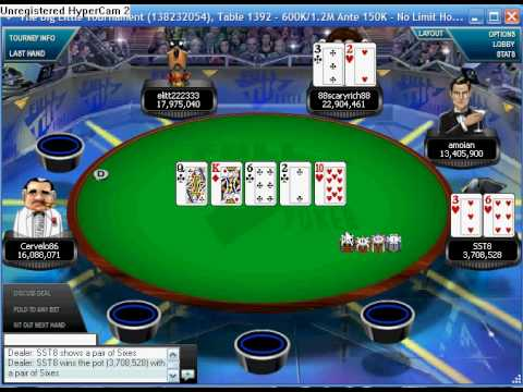 Full tilt poker BLT 2/3