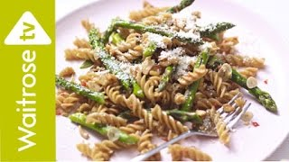 Chargrilled Asparagus Pasta | Waitrose