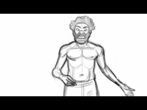 This Is America (Childish Gambino) - Animation Study