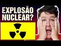 Explosão Nuclear? Detecção de Iodo-131 na Europa Preocupa os Cientistas (#95 Minuto Assombrado)