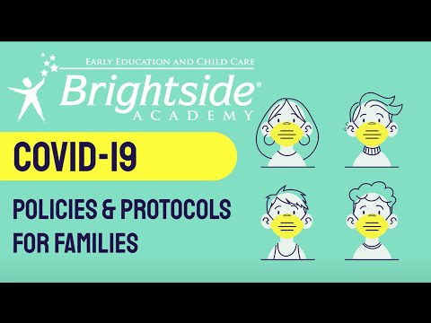 Brightside Academy COVID-19 Family Policies
