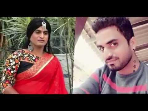Boy To Girl Makeup Transformation India