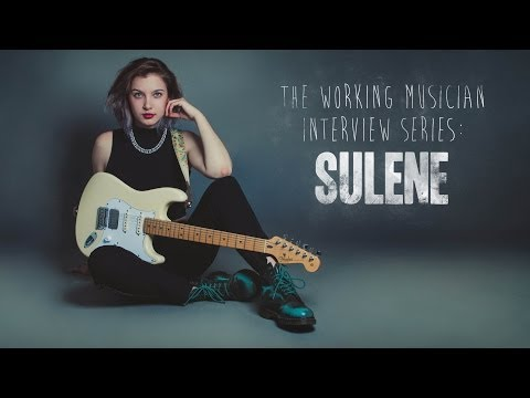 The Working Musician Interview Series - Sulene van der Walt