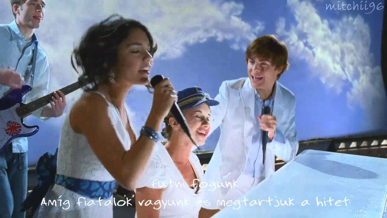 Uncategorized Everyday High School Musical high school musical 2 everyday magyar felirattal with hungarian subs hd youtube