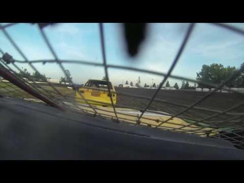 Main Event Ocean speedway 4bangers' Brady Muller