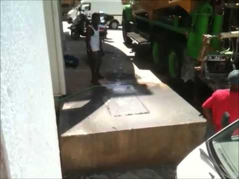 Foul Smelling Liquid In Pembroke Sept 5 2012