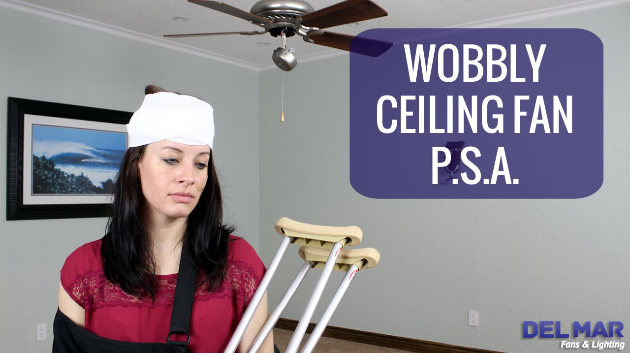 Neglected wobbly ceiling fan public service announcement psa youtube neglected wobbly ceiling fan public service announcement psa aloadofball Gallery