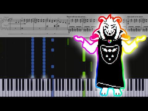 Undertale // Hopes and Dreams & Last Goodbye // Piano // TuTORIEL // OST 87 & 96