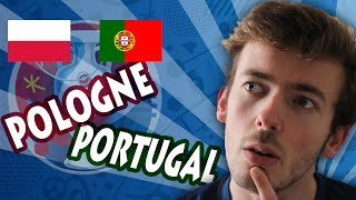 POLOGNE vs PORTUGAL - EURO 2016 - PARIS SPORTIFS