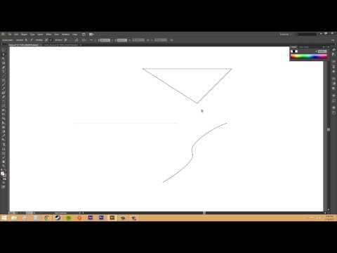 Adobe Illustrator CS6 for Beginners - Tutorial 20 - Understanding Paths