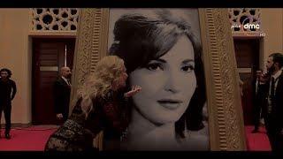 يسرا تقبل صورة شادية في افتتاح القاهرة السينمائي | في الفن