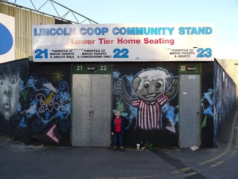 Liam visits... Lincoln City and Lincoln United