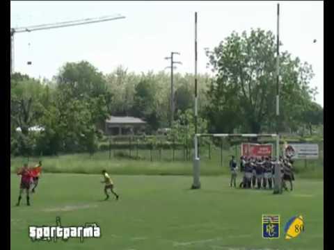 Video derby Rugby Parma Noceto