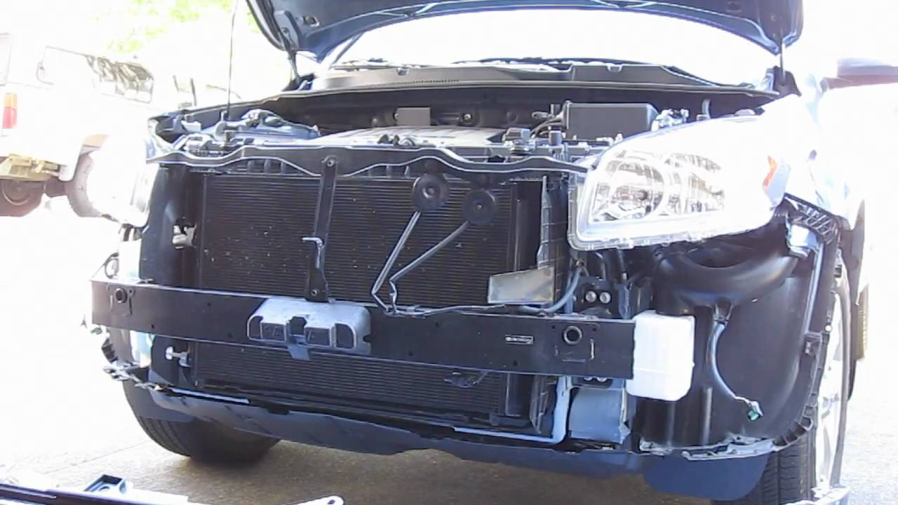 Wiring Diagram For 2007 Toyota Highlander Auto Electrical Tps 2003 Rav4 2009 Limited Horn Replacement Modification