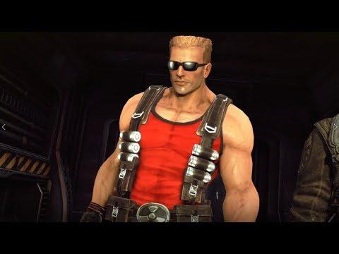 First 15 minutes of Duke Nukem's Bulletstorm Tour |