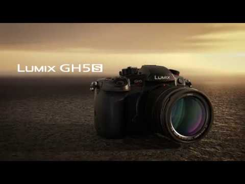 Panasonic LUMIX GH5S - Das Lowlight- und Video-Talent