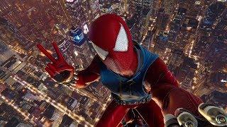 ДРУЖЕЛЮБНЫЙ СОСЕД ЧЕЛОВЕК ПАУК! SPIDER-MAN PS4 #4