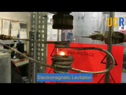 Reza Abbaschian - High-pressure High-temperature Materials Processing Laboratory (HPHT Lab)