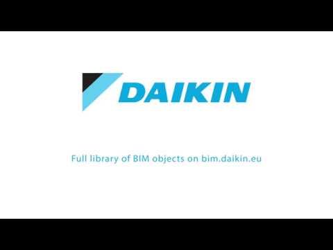 Building information modelling (BIM) support | Daikin