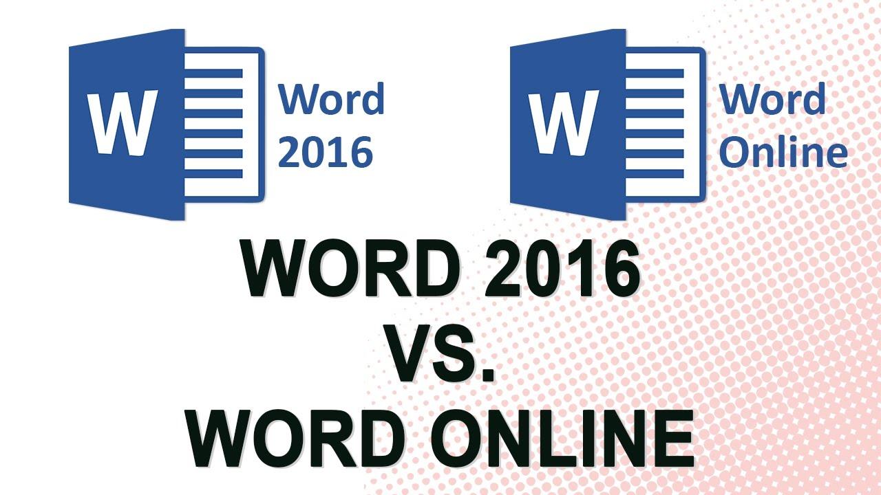 miscrosoft word online