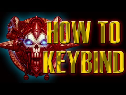 """""""How to Keybind"""" (Qelric's DK Keybindings) """"World of Warcraft"""""""