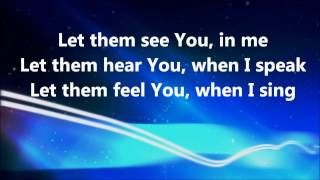 """Let Them See You"" by Colton Dixon"
